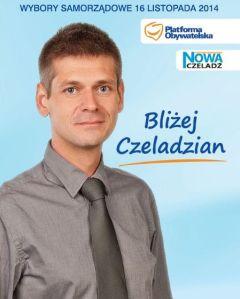 Wojciech Maćkowski do Rady Miejskiej w okręgu nr 2